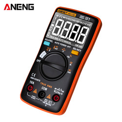 ANENG AN113D Digital Multimeter Electrical Meter 6000 Counts DC/AC Current Voltage Tester Meters True RMS Auto Ranging
