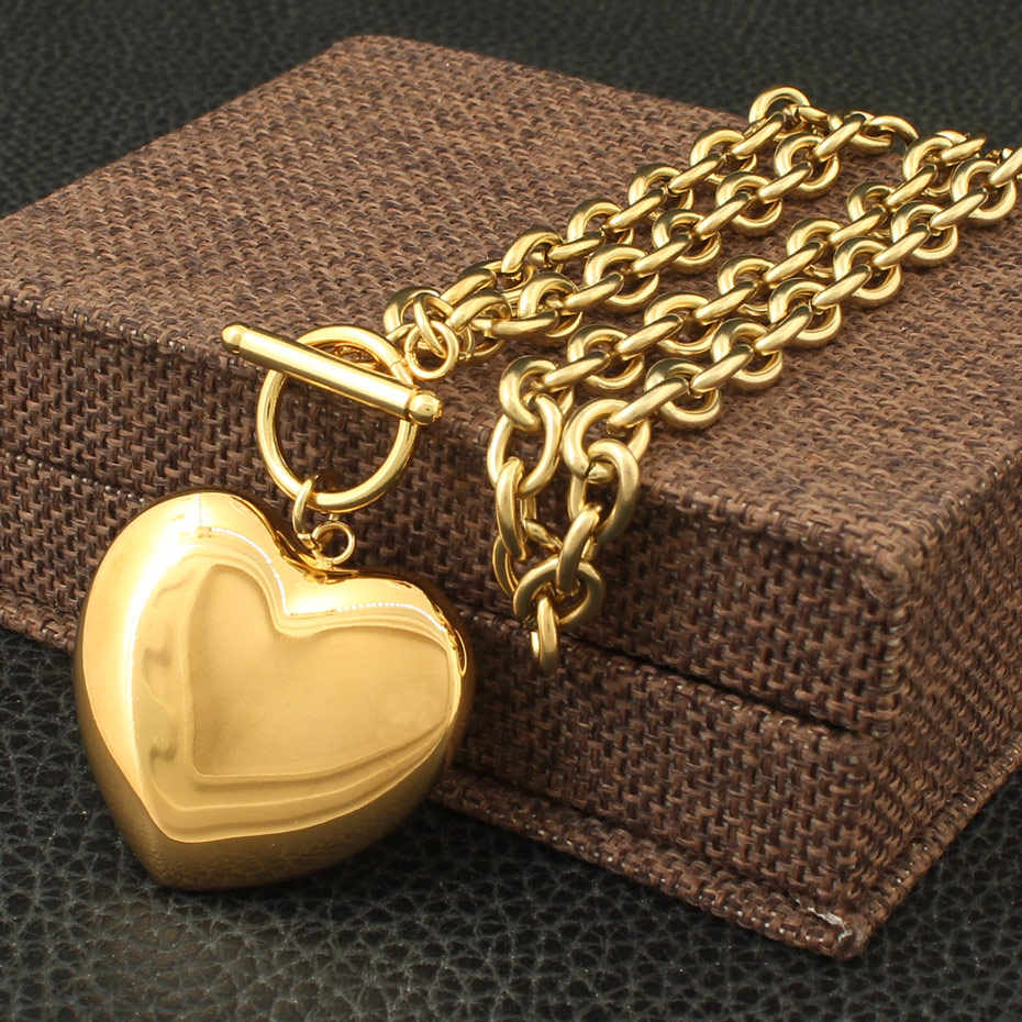 Serce złoty kolorowy naszyjnik bransoletka kolczyki najnowszy Hot biżuteria ze stali nierdzewnej zestawy dla kobiet moda SFGZAXCG