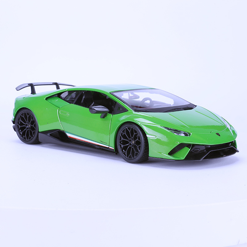 Maisto 1: 18 Lamborghini Huracan Model Alloy Car Model Super Sports Car Model Ornaments