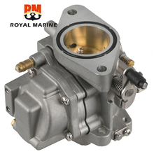 66t 14301 02 carburador carb assy para yamaha 2 tempos 40hp 40x e40x 40xmh barco peças de reposição do motor para o motor de popa