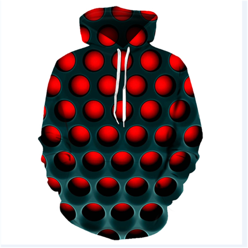 3D Printed Abstract Hoodies Men&Women 53