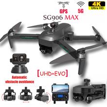 SG906 MAX Pro 2 Pro2 GPS Drone mit Wifi 4K Kamera 3 Achsen Gimbal Bürstenlosen Professionelle Quadcopter Hindernis Vermeidung eders