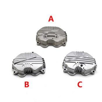 Cylinder motocyklowy głowy pokrywa zaworu obudowa do CG125 CG150 ZJ125 125 CC głowicy cylindrów