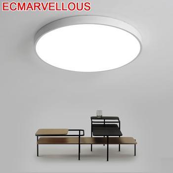 Plafonnier pour salon Deckenleuchten Deckenleuchte Luminaire LED Plafonnier Luminaria De Teto Lampara Techo