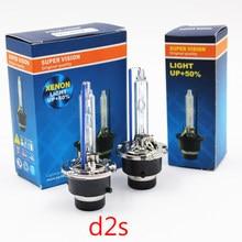Ampoule hid pour phares au xénon, ampoules pour phares au xénon, au xénon, AC 12V 4300K 5000K 6000K 8000K D4S D3S D1S D2S CBI