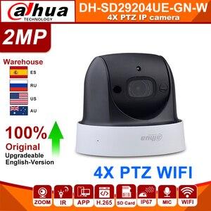 Image 1 - オリジナル大華SD29204T GN W 2MP 1080 1080p 4X光学ズームptz無線lanネットワークipカメラcctv 30メートルナイトビジョンワイヤレスwdr icr dnr ivs