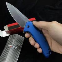 Nova chegada oem 1776 faca dobrável 420 lâmina de alumínio lidar com facas bolso sobrevivência acampamento ao ar livre ferramentas edc
