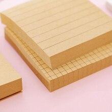 Klasyczne karteczki biurowe samoprzylepne w różnych wzorach