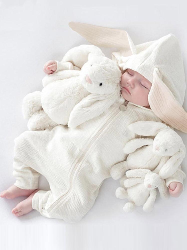 Overalls Baby Rompers Jumpsuit Costume Newborn Halloween Winter Infant for 12M