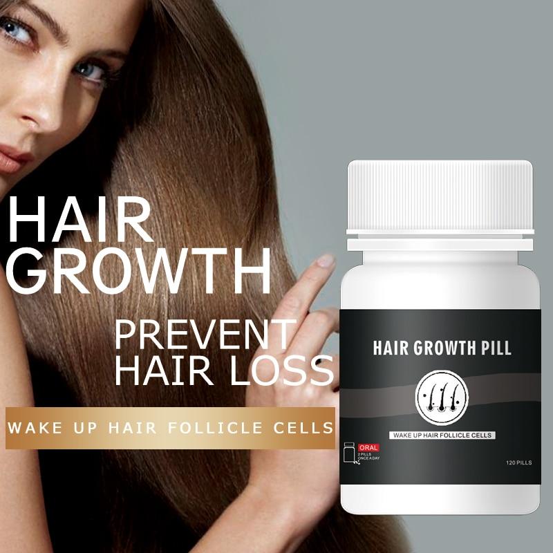 Hair Growth Vitamin Biotin Pills Hair Care Anti Hair Loss Multiple Vitamin Supplements Men And Women Health Products Hair Loss Products Aliexpress