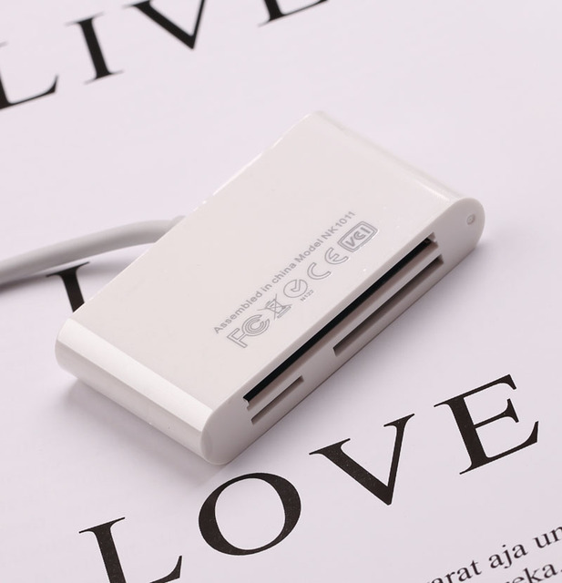 Type C To SD TF MicroSD SDHC CF Card Reader USB-C OTG Adapter for Ipad Pro Macbook For Huawei P20 P30 Xiaomi 8 Samsung S8 S9 S10 4