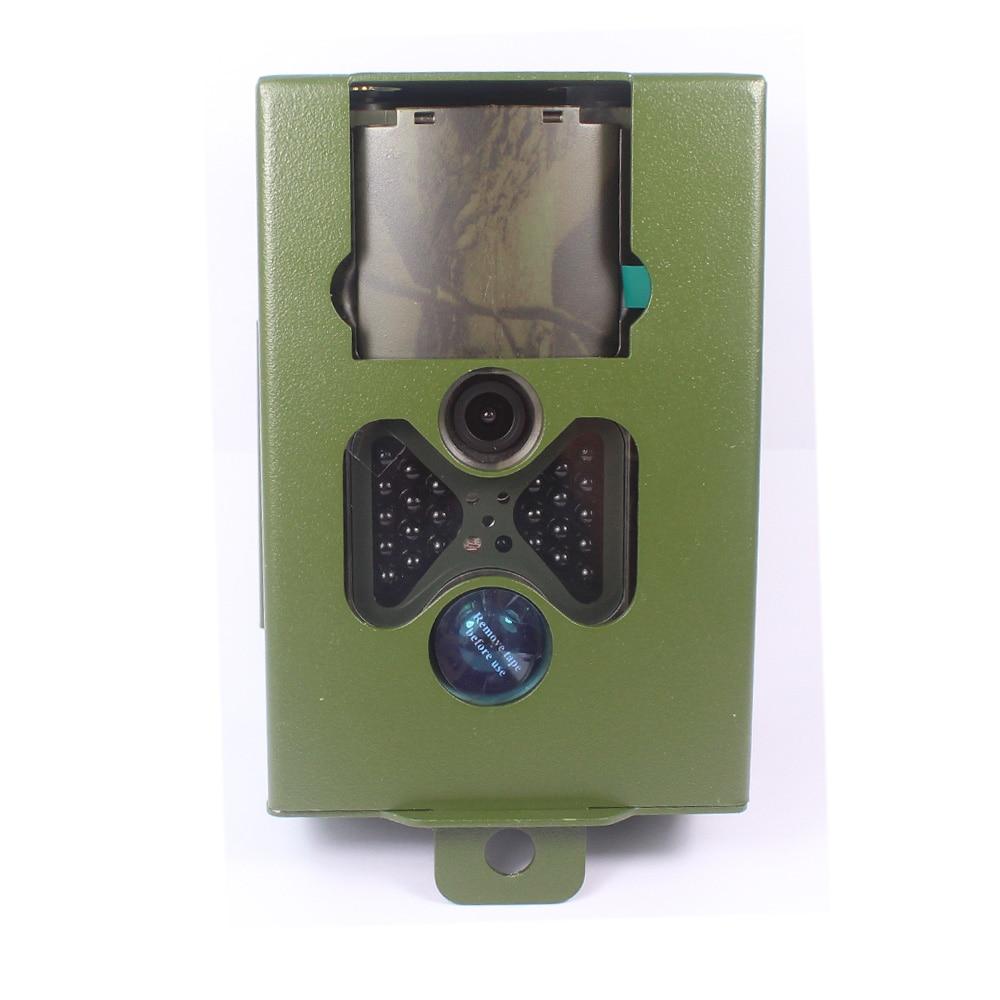 Câmera de caça caixa de metal para