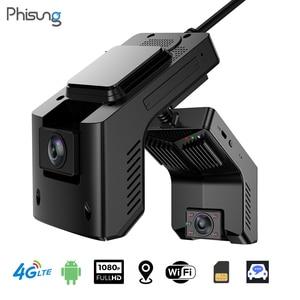 Phisung T2 4G Dash Cam w/ IR N