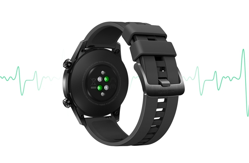 Original Huawei Smart Watch GT 2 GPS Two-Week Battery Life Waterproof Phone Call Heart Rate Tracker For Android iOS (4)