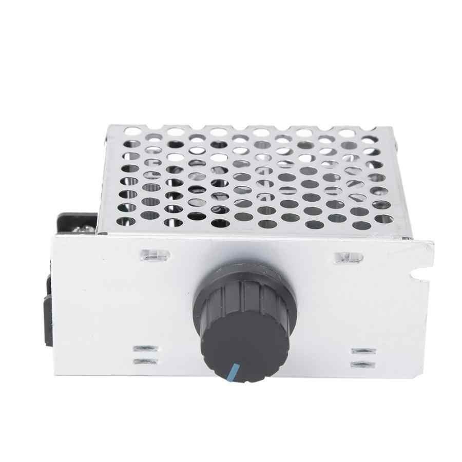 Contrôleur de logique programmable 1200W DC moteur régulateur PWM réglable en continu rythme contrôleur de tension 9 ~ 60V 20A moteur rythme