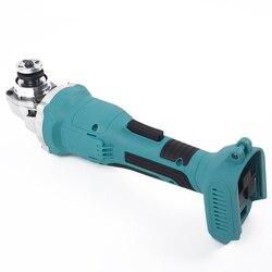 18V DC Winkel Grinder Kopf Kit Bürstenlosen Wireless-Tools Set Werkstatt Ausrüstung Anzupassen zu 18V Makita batterie für fräsen Polieren