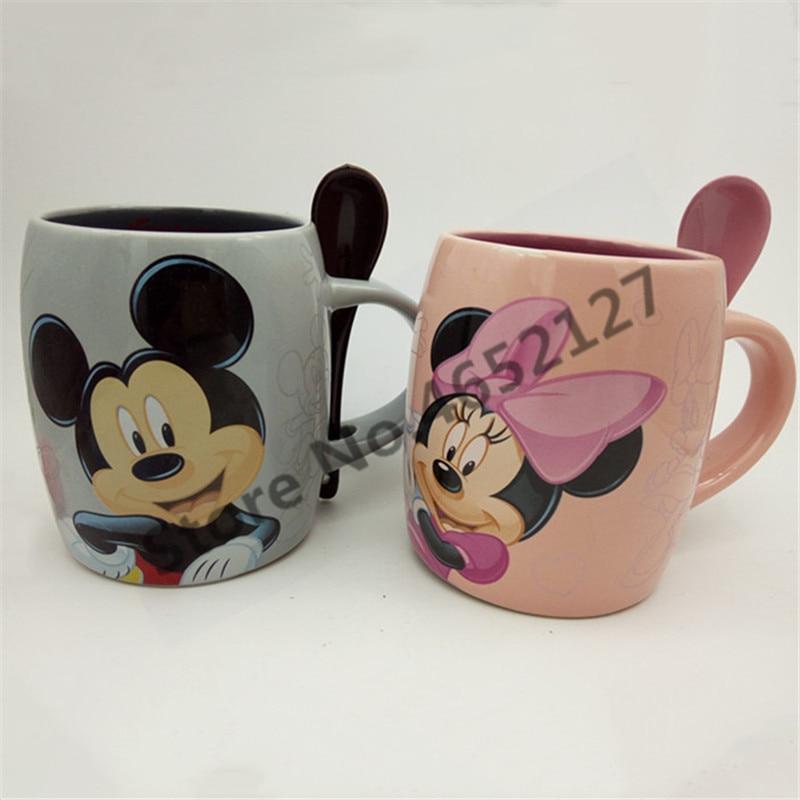 450 ml disney mickey minnie mouse ceramica 01
