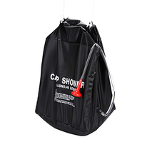 20/40L Solar Heated Shower Bag Traveling Camping Hiking Clim