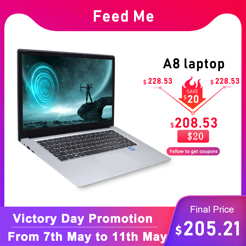 15.6 inch Laptop 8G RAM 512G 256G 128G SSD Intel j3455 Quad Core Student Computer Ultrabook Notebook with RJ45 Port for Office(China)