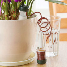 30^kitchen accessories Indoor Plants Automatic Drip Irrigation Watering System Flower Pot Waterer Tool bathroom accessories(China)