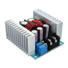 nc dc dc dc 12v to 5v adjustable step down module constant voltage constant current voltage regulator module 30v 300W 20A DC Buck Module Constant Current Adjustable Step-Down Converter Voltage