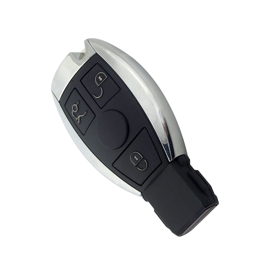 3 Button Replacement Remote <font><b>Key</b></font> Shell Case Cover Fob For MERCEDES BENZ ML SL SLK CLK <font><b>W211</b></font> Remote Smart <font><b>key</b></font> case image