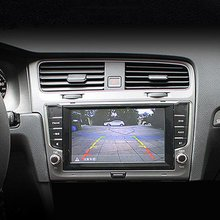 7 Inch HD Screen Car Monitoring Bracket Security Monitoring Parking assistance Visual Car Parts Car LCD Rearview camera Devices