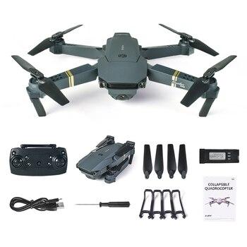 Dron 4K WIFI FPV con cámara gran angular HD 1080P Cámara Modo...