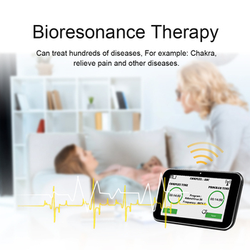 SSCH Low Frequency Therapy Equipment BRT Bioresonance Therapy Frequency Generator