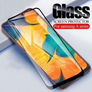 Защитное стекло, закаленное стекло 3D для samsung a50/a70/a40/a30/a10/a20/a20E