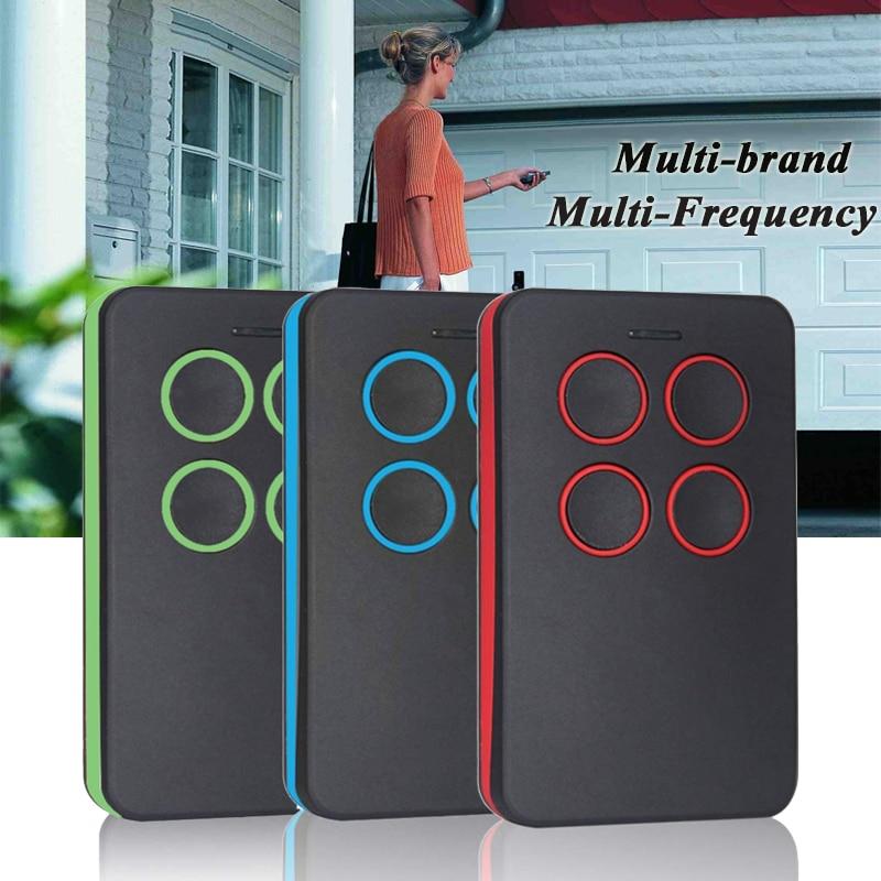 Universal garage door gate remote rolling code remote control duplicator gate control garage command Innrech Market.com