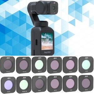 Image 2 - Için FEIYU TECH cep MCUV CPL NDPL ND8/16/32 ND64 gece nötr yoğunluklu Lens filtre seti için FEIYUTECH Gimbal kamera aksesuarları