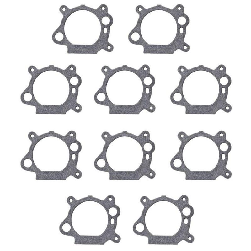 (Pack Of 10) 795629 Carburetor Gasket For Briggs And Stratton 272653 272653S