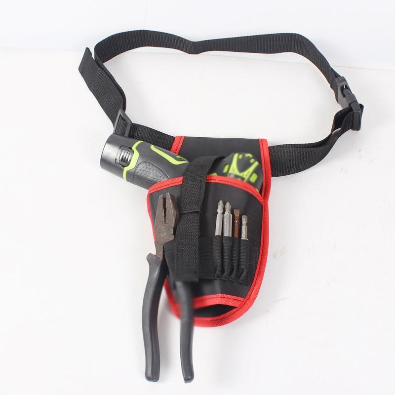 Nylon Adjustable Quick Release Heavy Duty Tool Work Belt Workers Builders Use US