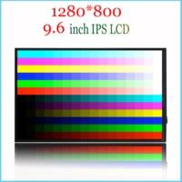 9.6 인치 40PIN 또는 B 34PIN LCD 디스플레이 매트릭스 Digma Plane 9505 3G ps9034mg LCD 모듈 스크린 패널 무료 배송