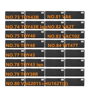 Image 1 - Diastar 73 84 lishi Herramienta 2 en 1 TOY43R TOY40 TOY48 TOY43 TOY38R VAG2015 HU162T(8) VA6 VA2T VAC102 WT47T Ign