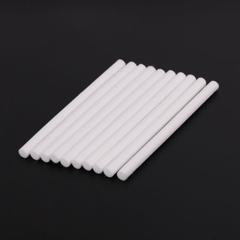 10pcs 8*130mm Humidifiers Filters Cotton Swab for USB Air Ultrasonic Humidifier U1JE 10pcs replacement filters usb humidifier cotton sliver stick cup air humidifier replacement filters high quality