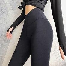 Mallas Push Up para mujer, Leggings de cintura alta, informales, para gimnasio y Fitness