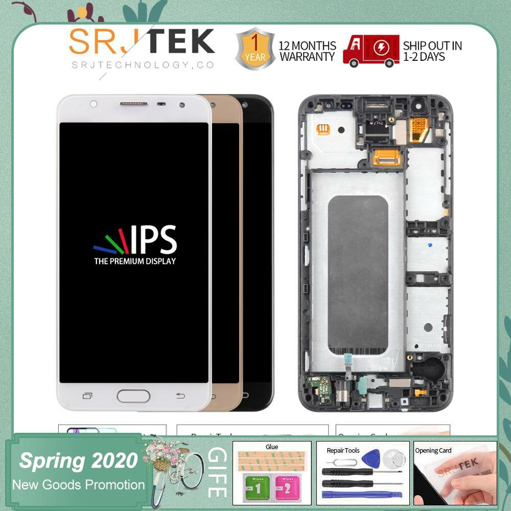 ORIGINAL 5.0 ''G570 LCD für <font><b>SAMSUNG</b></font> Galaxy <font><b>J5</b></font> <font><b>Prime</b></font> <font><b>Display</b></font> Touch Screen für <font><b>SAMSUNG</b></font> Galaxy On5 2016 LCD Galaxy <font><b>j5</b></font> <font><b>Prime</b></font> 2017 image
