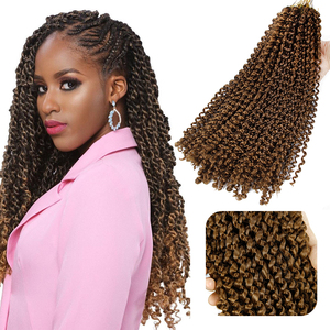 18inches Crochet Braid Hair Fo
