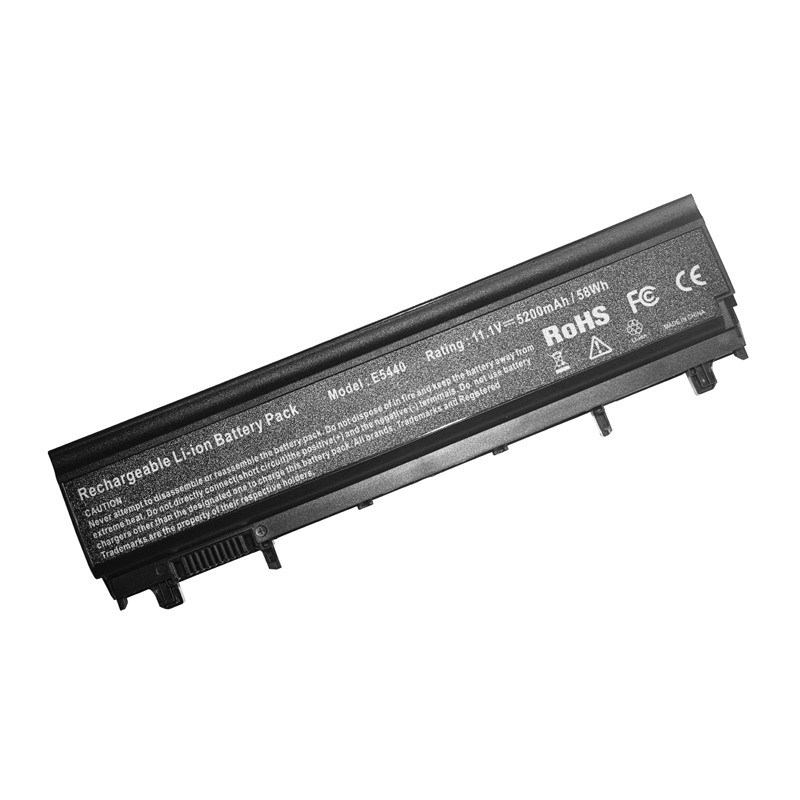 Image 2 - New 4400mAh 6Cell Laptop Battery for DELL E5440 E5540 451 BBID 451 BBIE 451 BBIF 312 1351 3K7J7 970V9 9TJ2J N5YH9 TU211 VV0NF-in Laptop Batteries from Computer & Office on