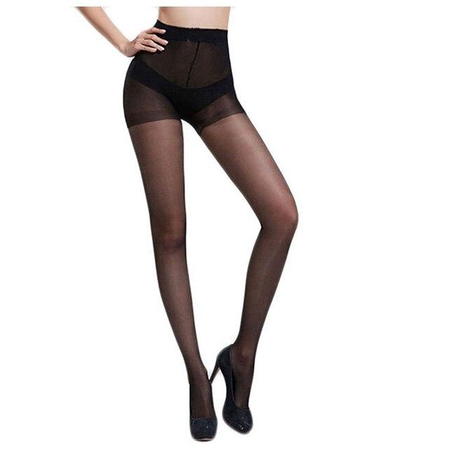 Female High-Elastic Tight Pantyhose Stockings Pantyhose Underwear Summer Fashion Solid Seamless Female Hosiery Pantyhose 2020 4