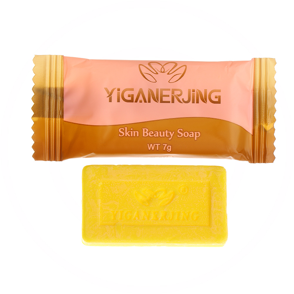 2PCS Sulfur Soap Anti Acne Antibacterial Anti Fungal Aphid Remove Handmade Soap Clean Face Body Shower Tools Unisex Skin Cleanse