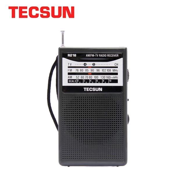 Радиоприемник TECSUN R-218, AM/FM 1