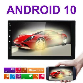 Bosion PX6 64G Android 10 Auto Radio Octa Core 7Inch 2DIN Universal Car NO DVD player GPS Stereo Audio Head unit DAB DVR OBD DSP image