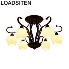 Lampara Colgante De Techo Industriele Nordic Design Led Verlichting Hanglamp Suspension Luminaire Lampen Modern Hanging Lamp