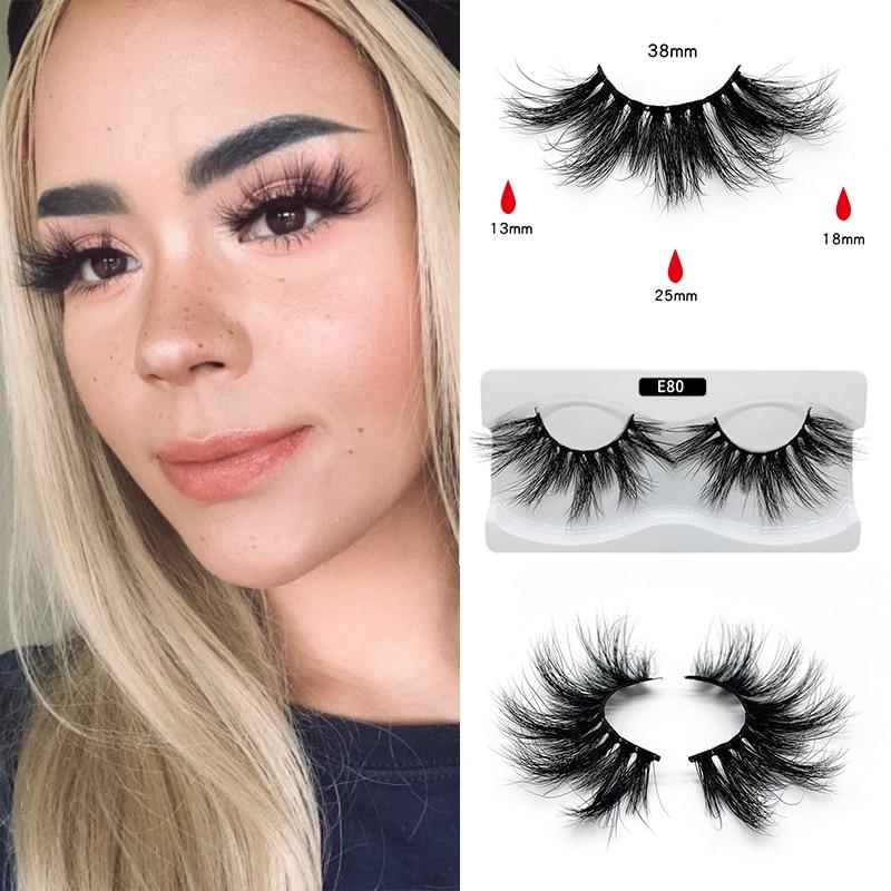 25 Mm Mink Lashes Wispy In Bulk Long-Makeup False Eyelashes Vendor 6D Xrisscross Mink Eyelashes Buzzme Soft Dramatic Lashes