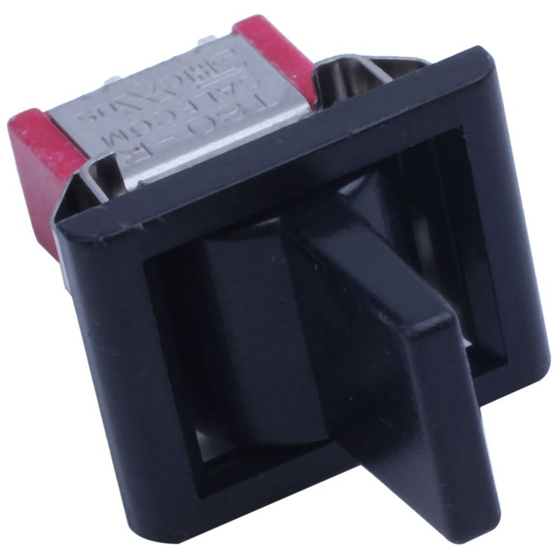 H503ab77bdaa845018e2d047656bf50fbU - AC 250V/3A 125V/5A Momentary SPDT 3 Positions Toggle Switch T80-R