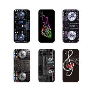 Аксессуары для музыки ddj dj, чехлы для телефонов Samsung A10 A30 A40 A50 A60 A70 M30 Galaxy Note 2 3 4 5 8 9 10 PLUS
