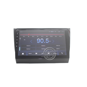 Image 3 - Автомобильный DVD плеер HACTIVOL, 10 дюймов, 1024*600, четыре ядра, android 8,1, с GPS, Wi Fi, bluetooth
